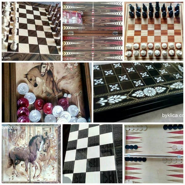Шах табли на едро