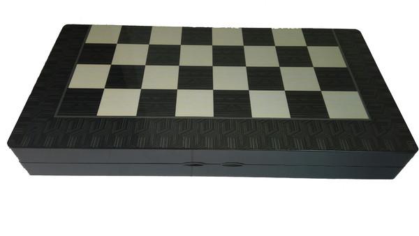 Шах и табла, Мраморен ефект, 48х48